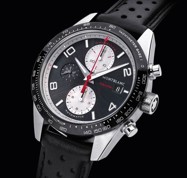 Montblanc TimeWalker Automatic Chronograph 41 mm 119941