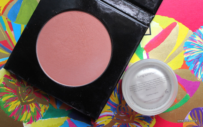 one little vice beauty blog: organic everyday makeup