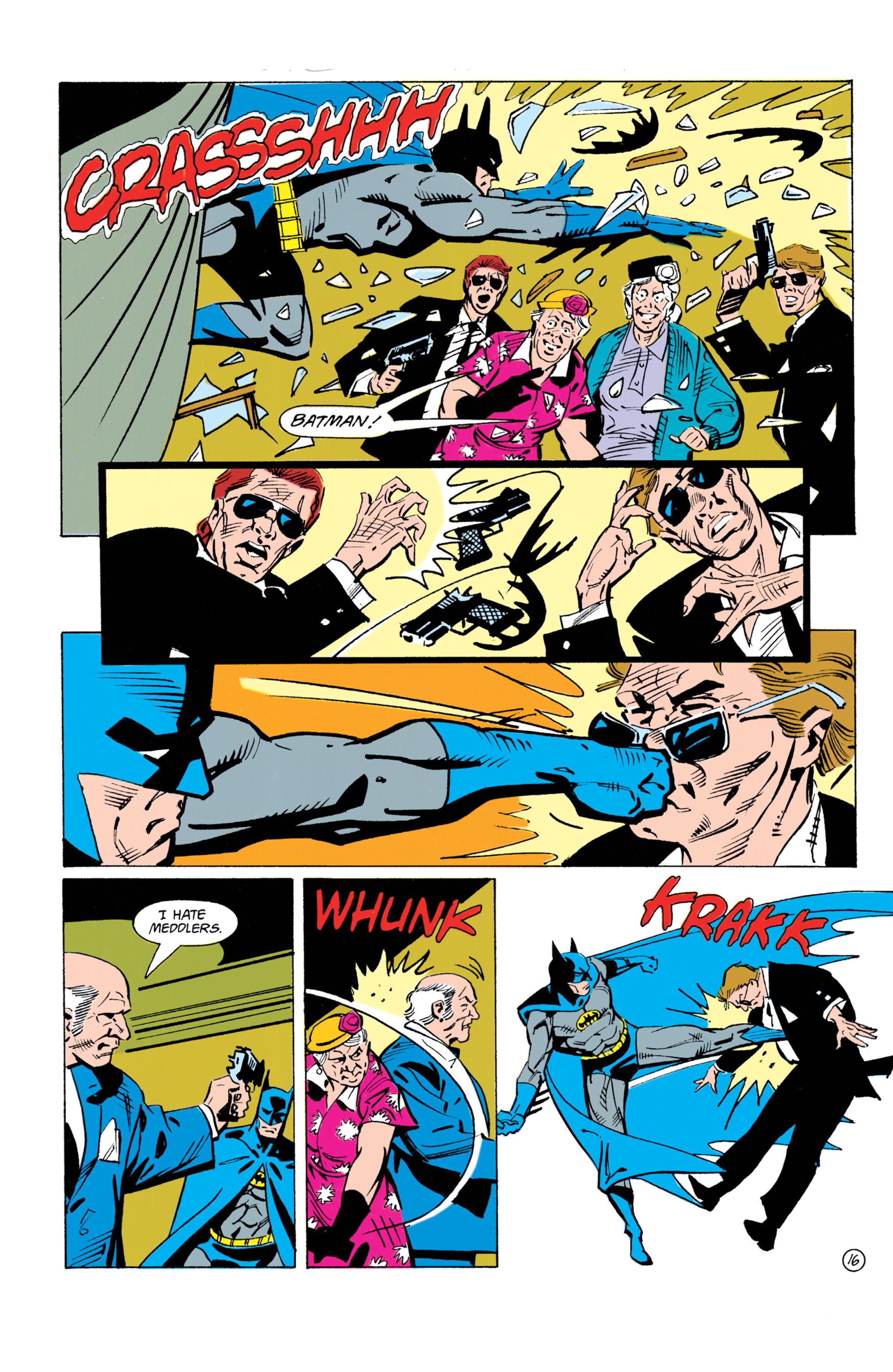 Detective Comics (1937) 634 Page 16
