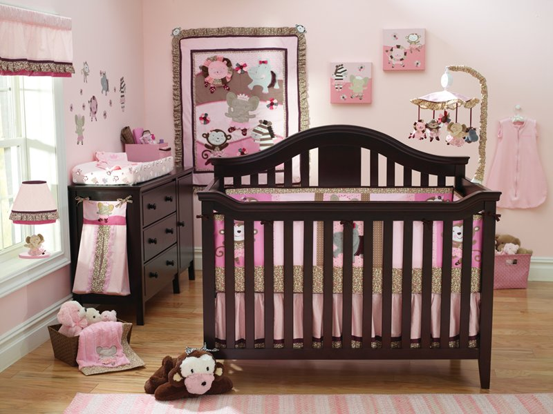 Summer Infant Tutu Crib Bedding