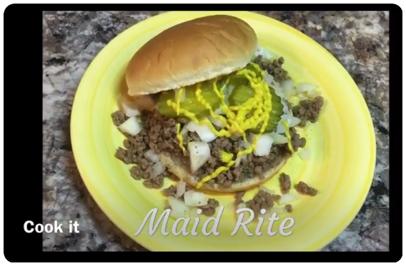 Maid Rite Loose Meat Sandwich Recipe