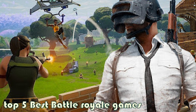 Best battle Royale games