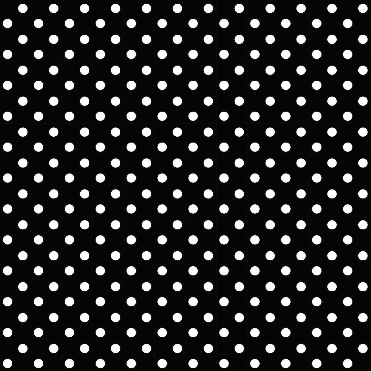 BlackPolkaPaper8
