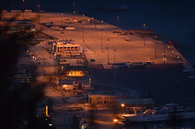 Τέσσερις συλλήψεις τα ξημερώματα στο λιμάνι της Ηγουμενίτσας