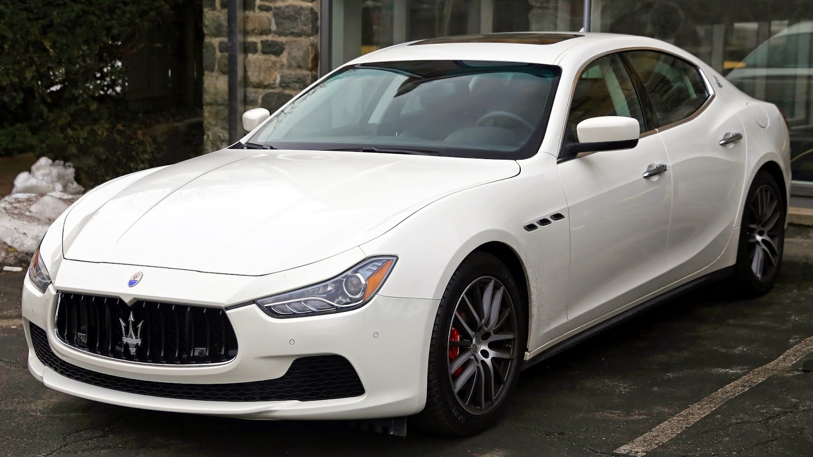 Maserati Ghibli Q4 - wallpaper hd | HD Wallpaper with cars ...