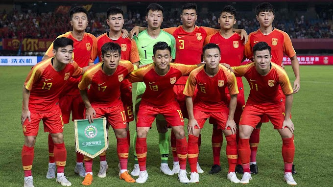 China risk losing World Cup qualifying top seed