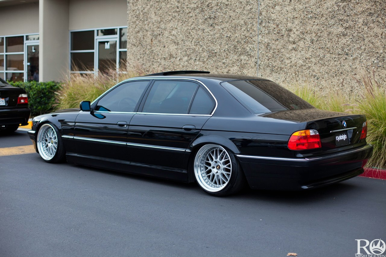 hight resolution of bmw e38 long vip style tuned bimmers