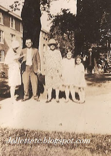 The Williams family August 1928