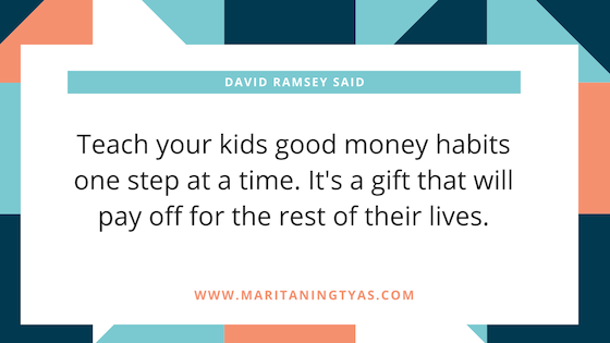 smart financial quote from david ramsey