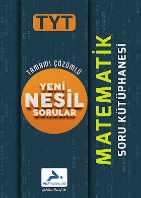 PRF TYT Yeni Nesil Matematik Soru Bankası PDF