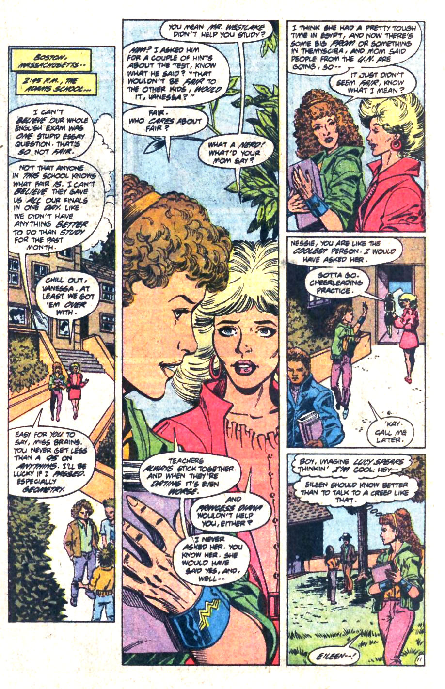 Read online Wonder Woman (1987) comic -  Issue #36 - 12