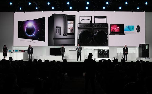 Samsung mở ra kỷ nguyên mới trong công nghệ giải trí tại nhà với TV QLED tại CES 2017 1