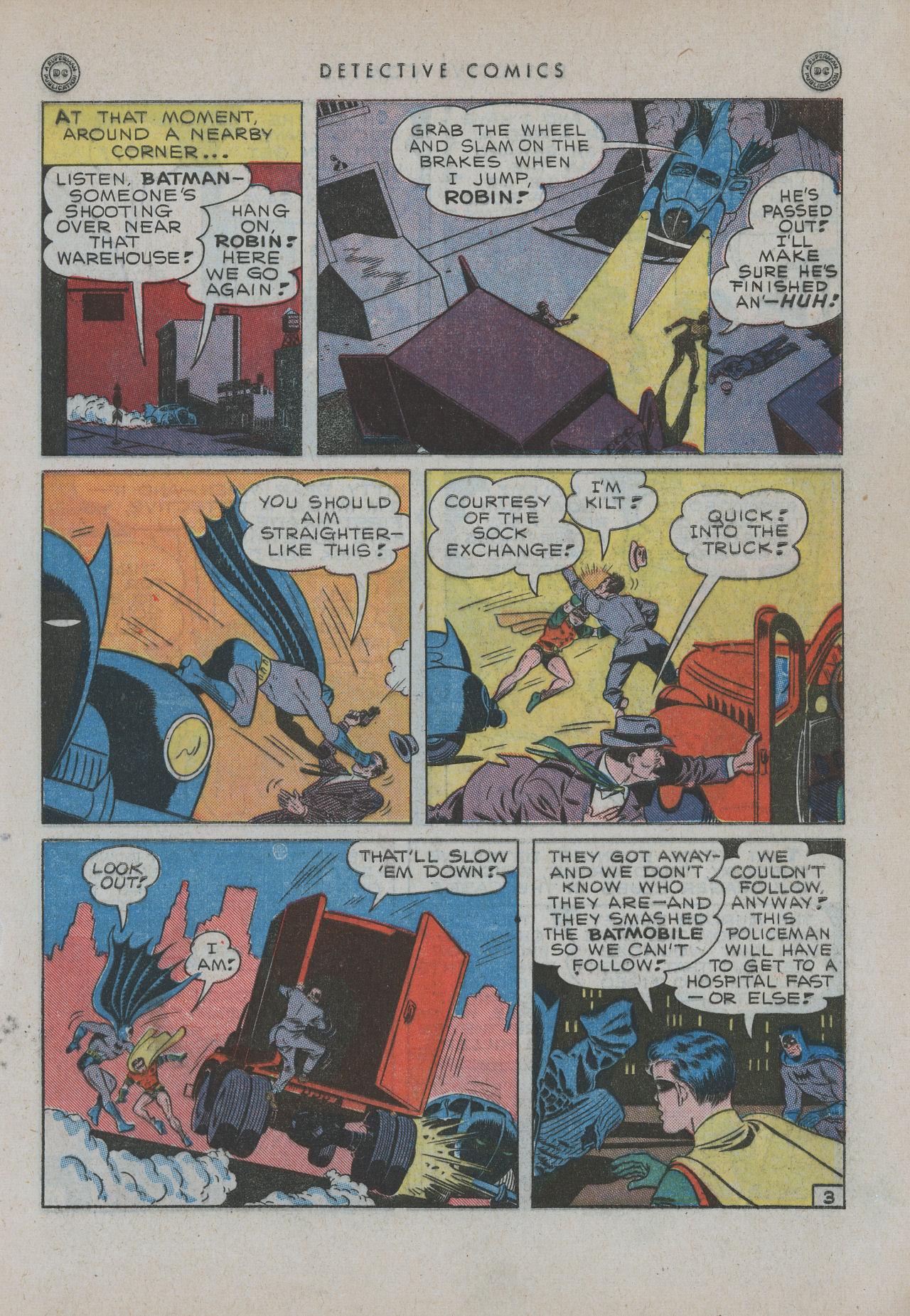 Read online Detective Comics (1937) comic -  Issue #108 - 5