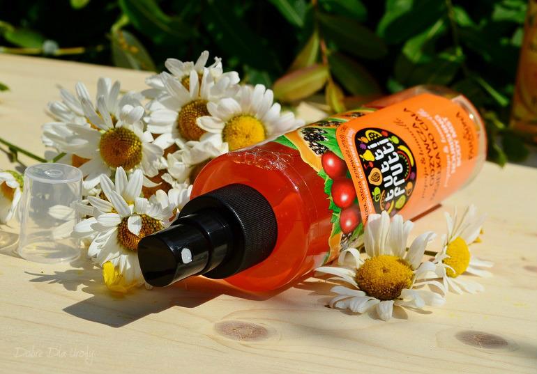 Tutti Frutti Papaya i Tamarillo odżywcza mgiełka do ciała