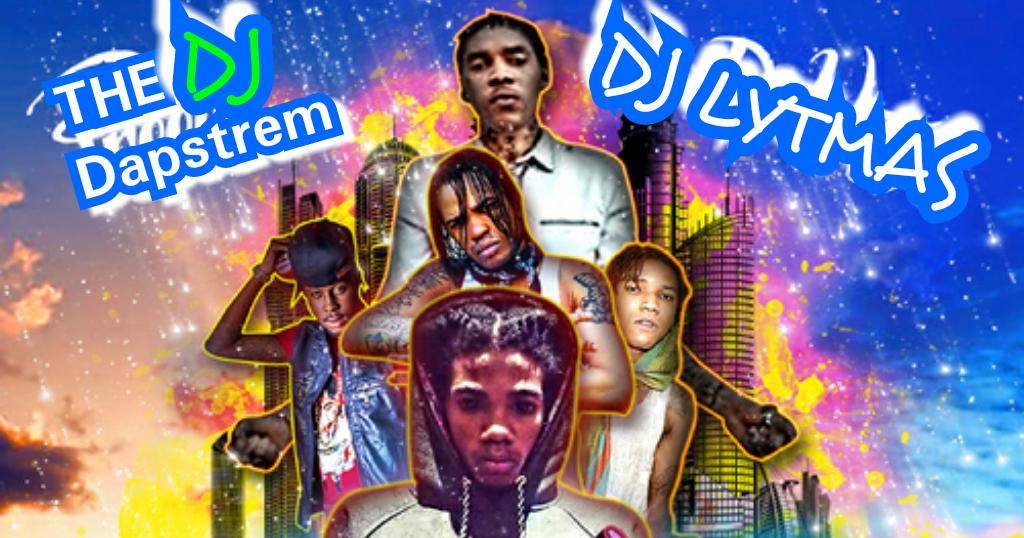 DJ LYTMAS - THE RIDDIM BASHMENTS VOL 1 - DJ LYTMAS OFFICIAL WEBSITE