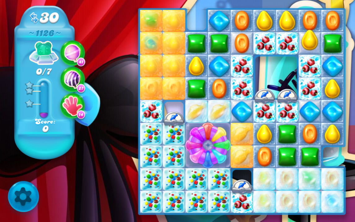 Candy Crush Soda Saga 1126