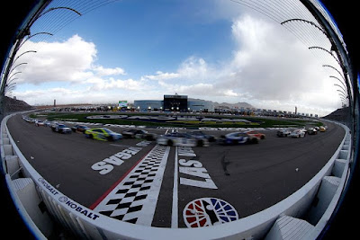 Eight #NASCAR Drivers To Pull Double Duty At LVMS