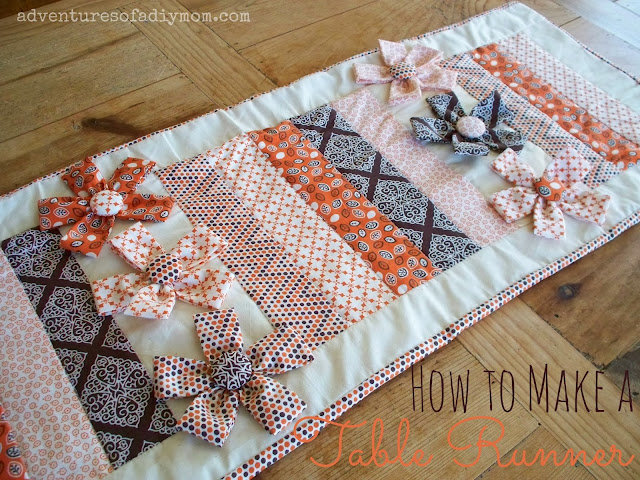 How to Make a Table Runner
