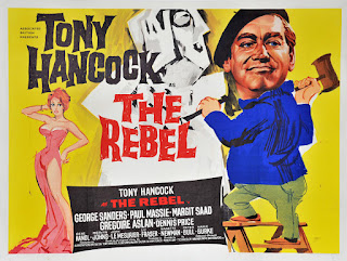 Tony Hancock, The Rebel, Peter Cook, The Rise and Rise of Michael Rimmer