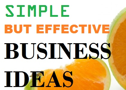 simple businesses