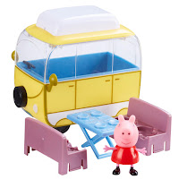 Peppa Pig Vehicle Camper Van