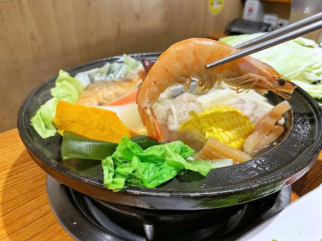 台中豐原區美食原石鍋