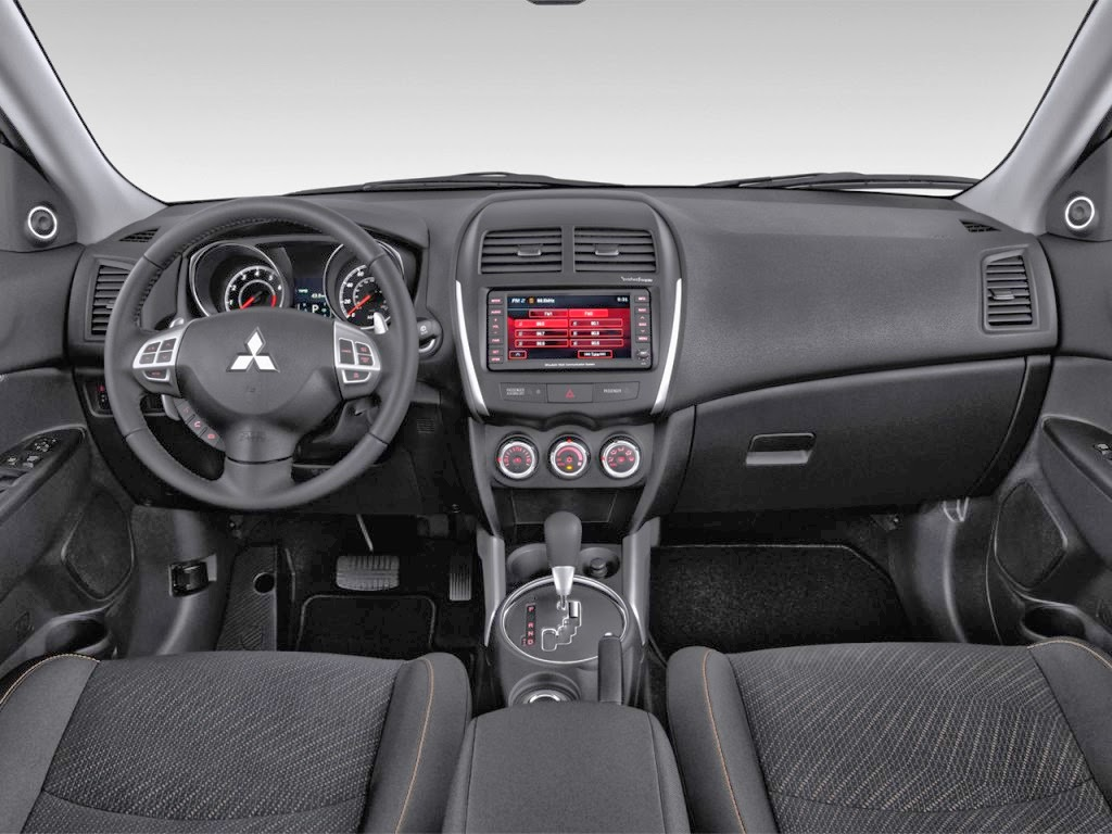 New mitsubishi outlander sport 2014 mycarzilla - Mitsubishi outlander 2014 interior ...