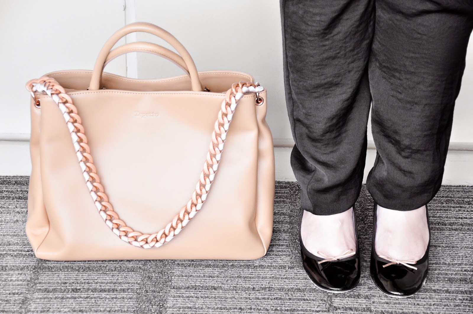 BAA x Repetto For Spring/Summer 15: Part One
