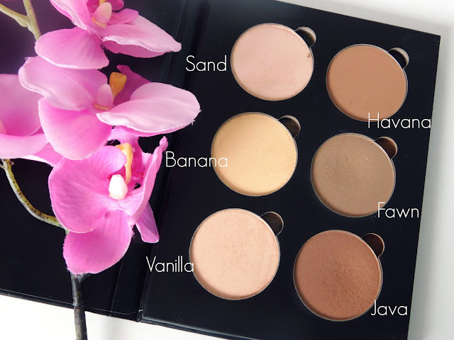 Beauty Blog, Anastasia Bevery Hills Contour Kit, Anastasia Beverly Hills, Review, Makeup, Swatches