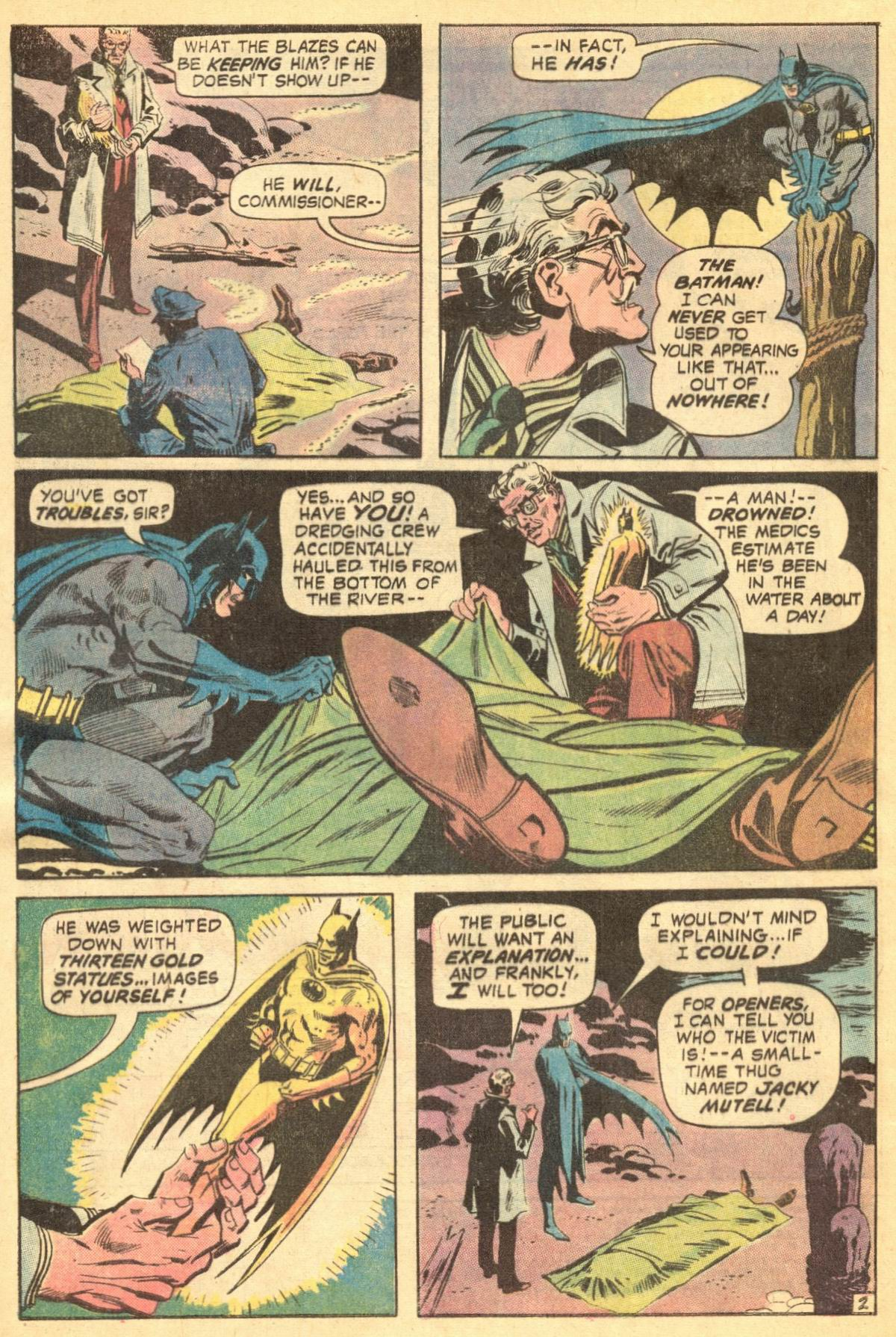 Detective Comics (1937) 419 Page 3