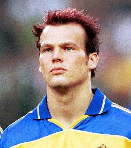 Hot Football Players Fredrik Ljungberg