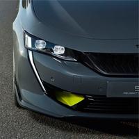 400 Beygirlik Peugeot 508 Sport Engineered Tanıtıldı (Video)