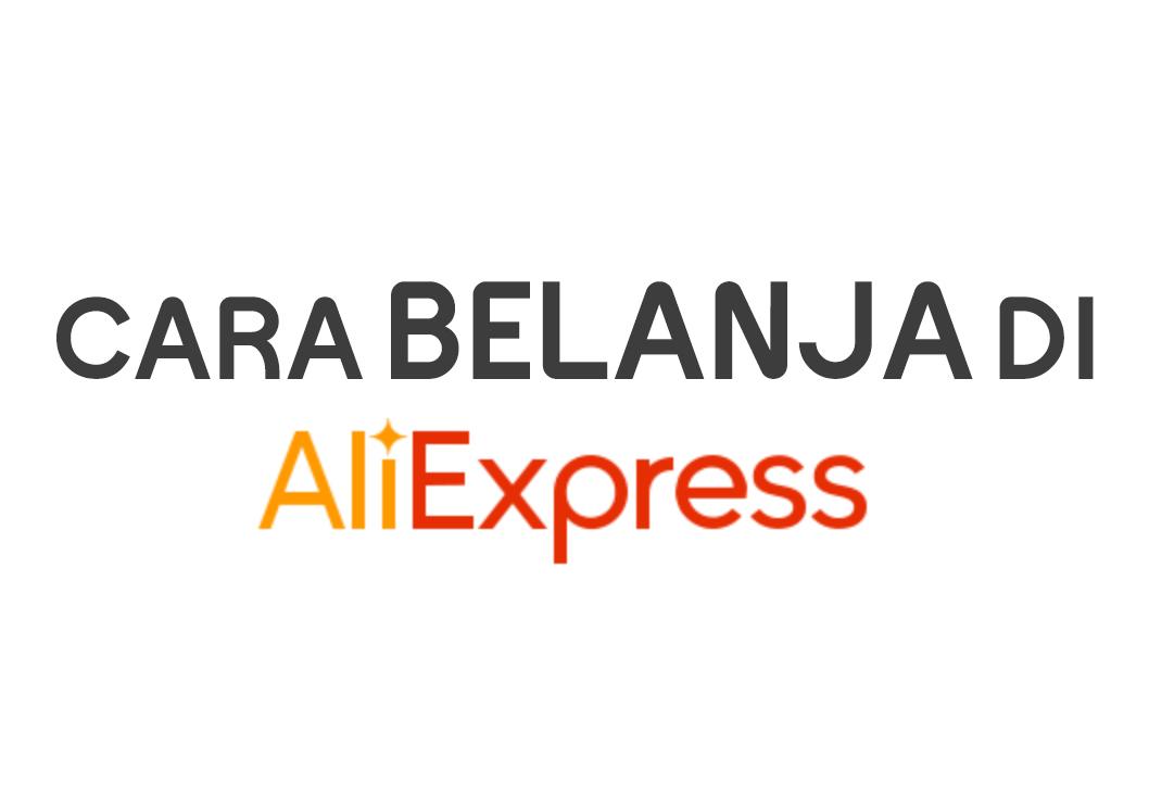 Cara belanja online di AliExpress menggunakan Doku lengkap dengan gambar