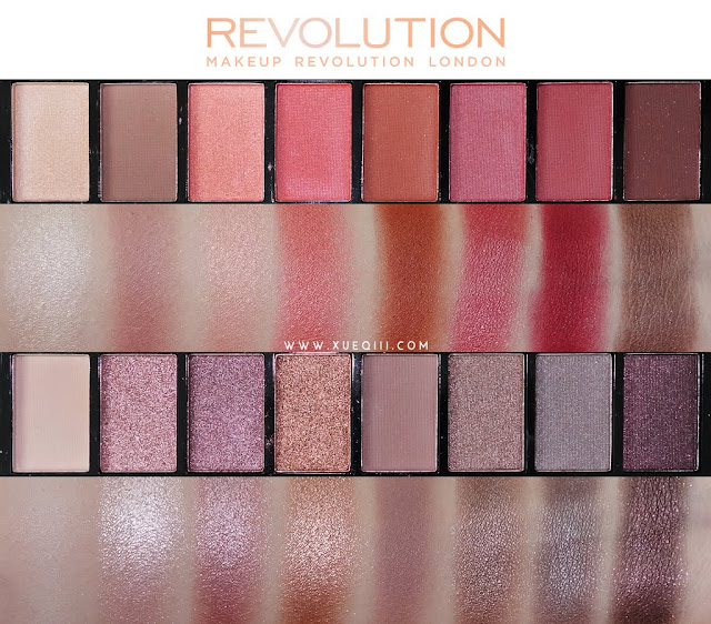 Makeup Revolution New Trals Vs Neutrals Palette Review
