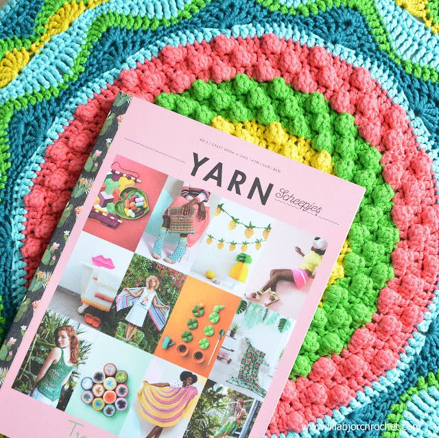 YARN book-a-zine - Tropical Issue, by Scheepjes