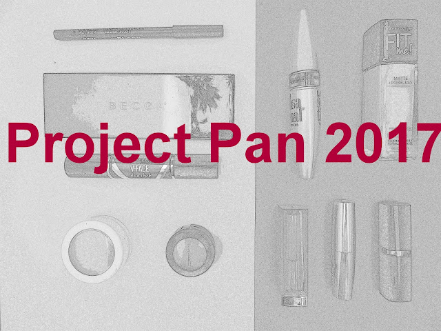 Project Pan 2017 Indian Beauty Blog