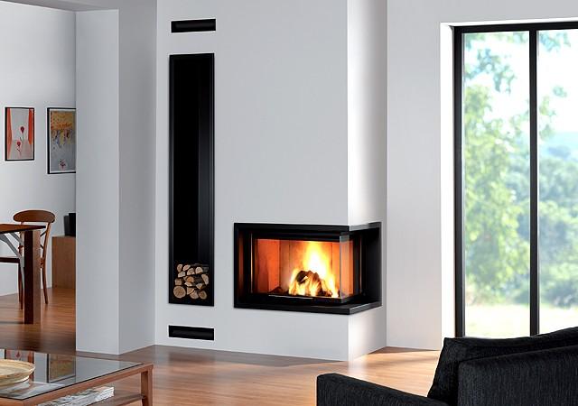 Casas modulares y prefabricadas de dise o chimeneas de for Chimeneas prefabricadas
