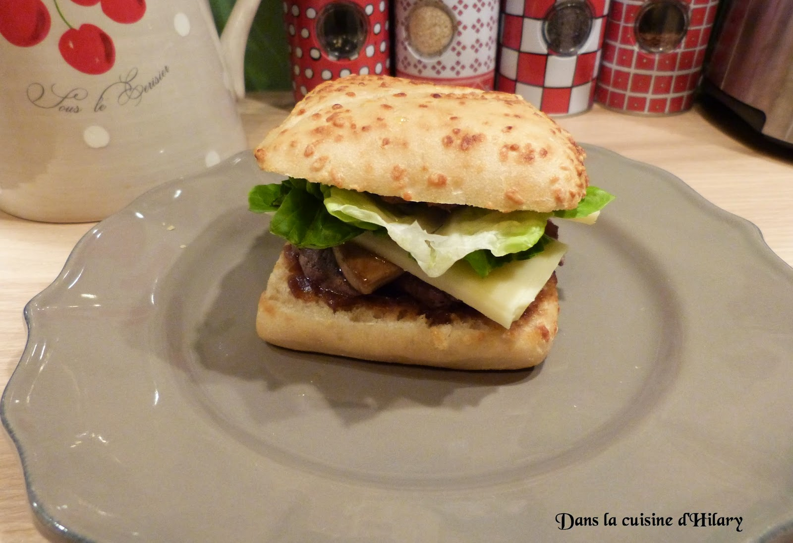 Sud-Ouest burger