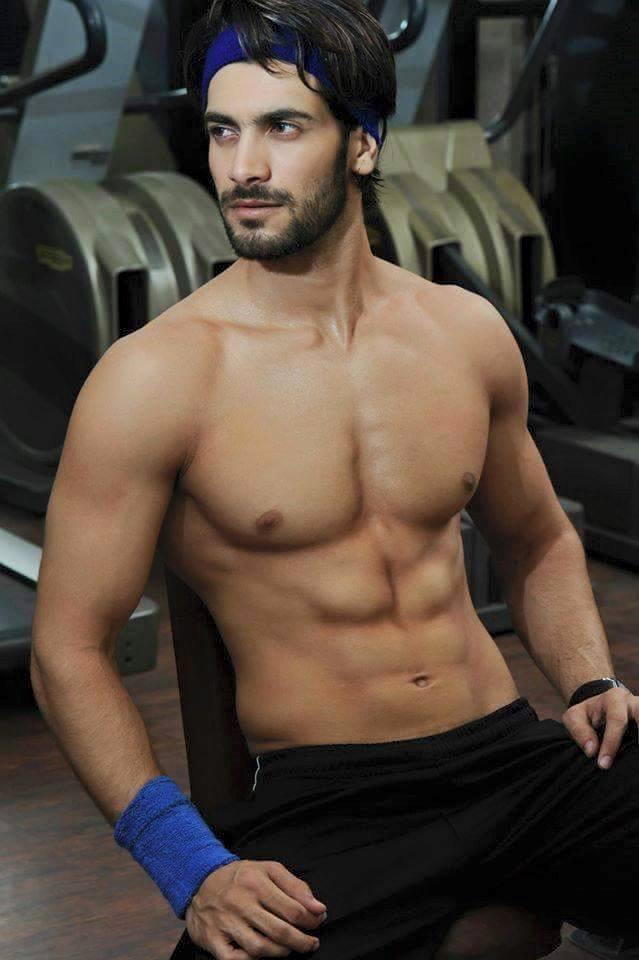 hunks shirtless Pakistani