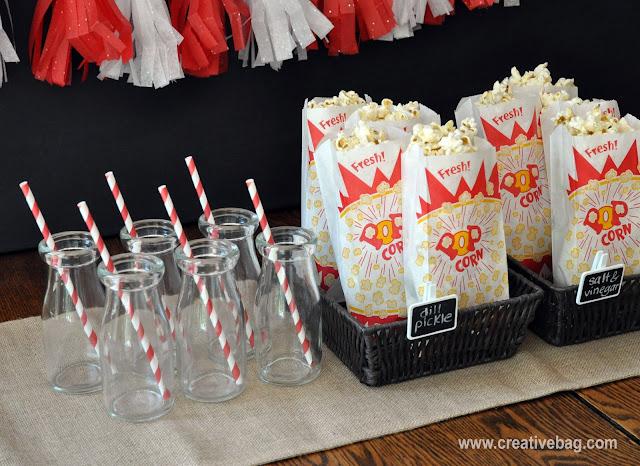 food packaging from CreativeBag.com's blog
