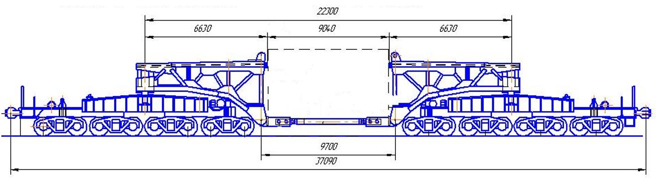 Транспортер колодцевого типа 14 6062 тип 3941 поворотное устройство конвейер