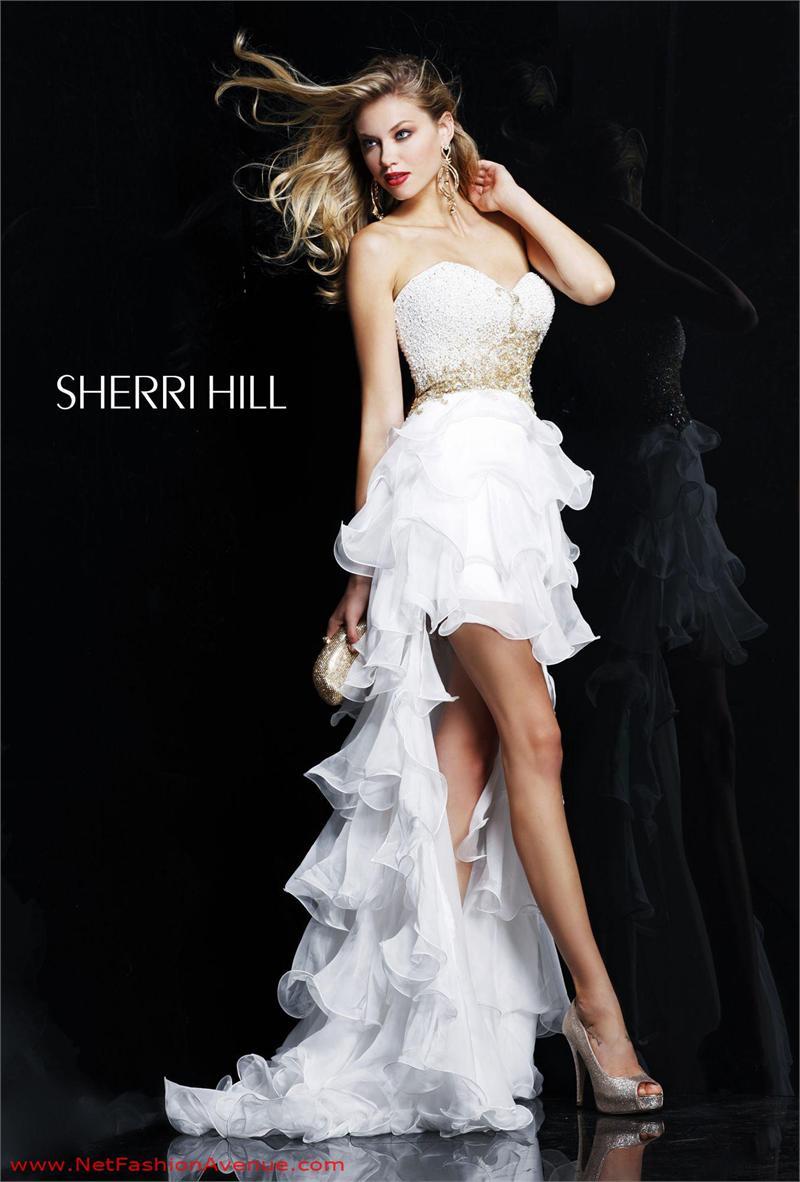 Sherri Hill Prom Dresses | Prom Dresses | Sherri Hill ...