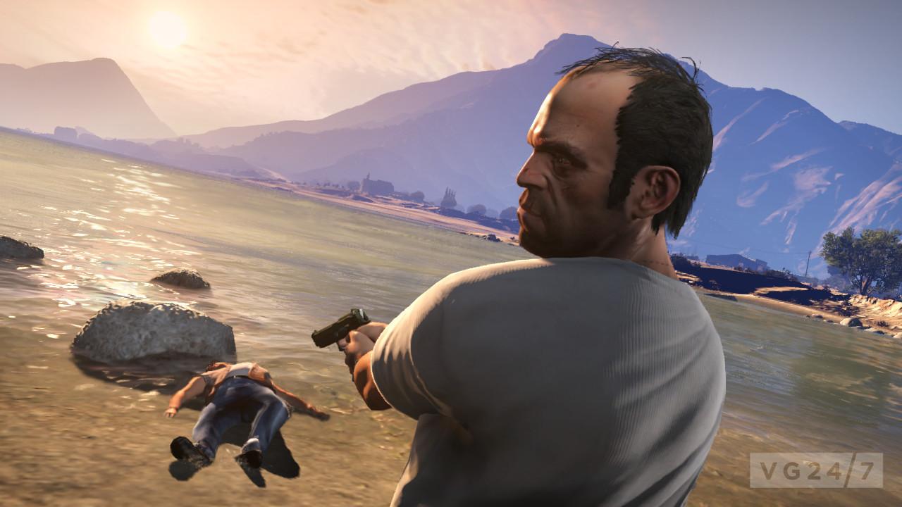 GTA 5 Resimleri