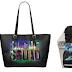Bolsas e tênis inspirados nos seus personagens da cultura pop/geek