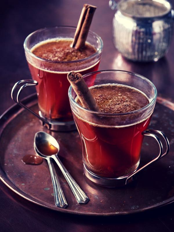 Chai- Hia-Spiced Hot Buttered Rum
