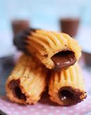 https://lachocolaterapia.blogspot.com.es/2018/04/churro-rellenos-de-nutella.html