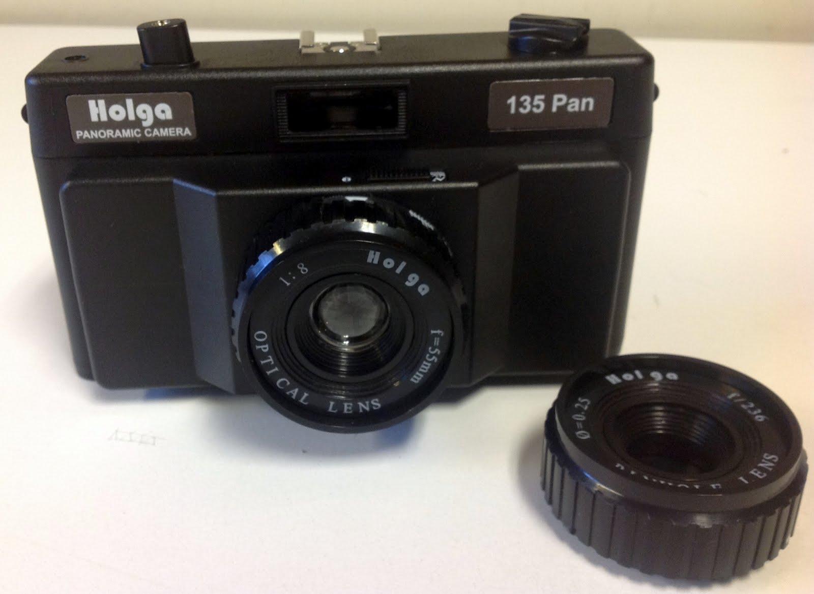 Random Camera Blog: The Holga 135 Pan - A Quick Review