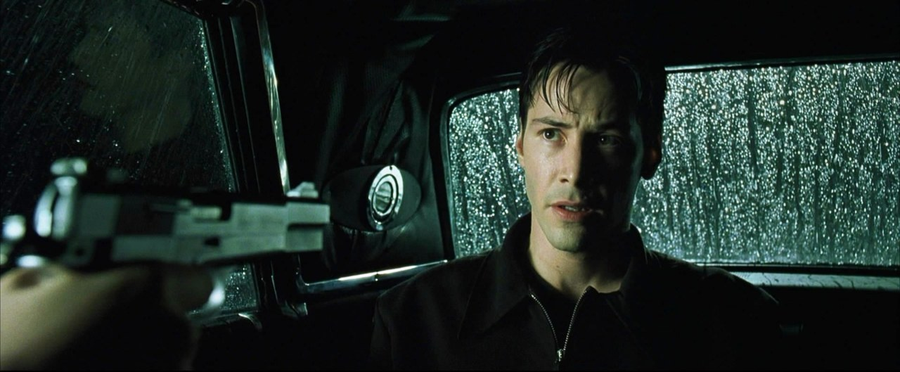 The Matrix 1999 Returning Videotapes