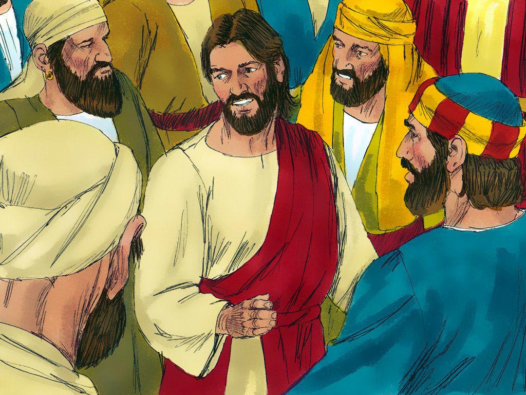 Preschool Sunday School Jesus Visits Zacchaeus