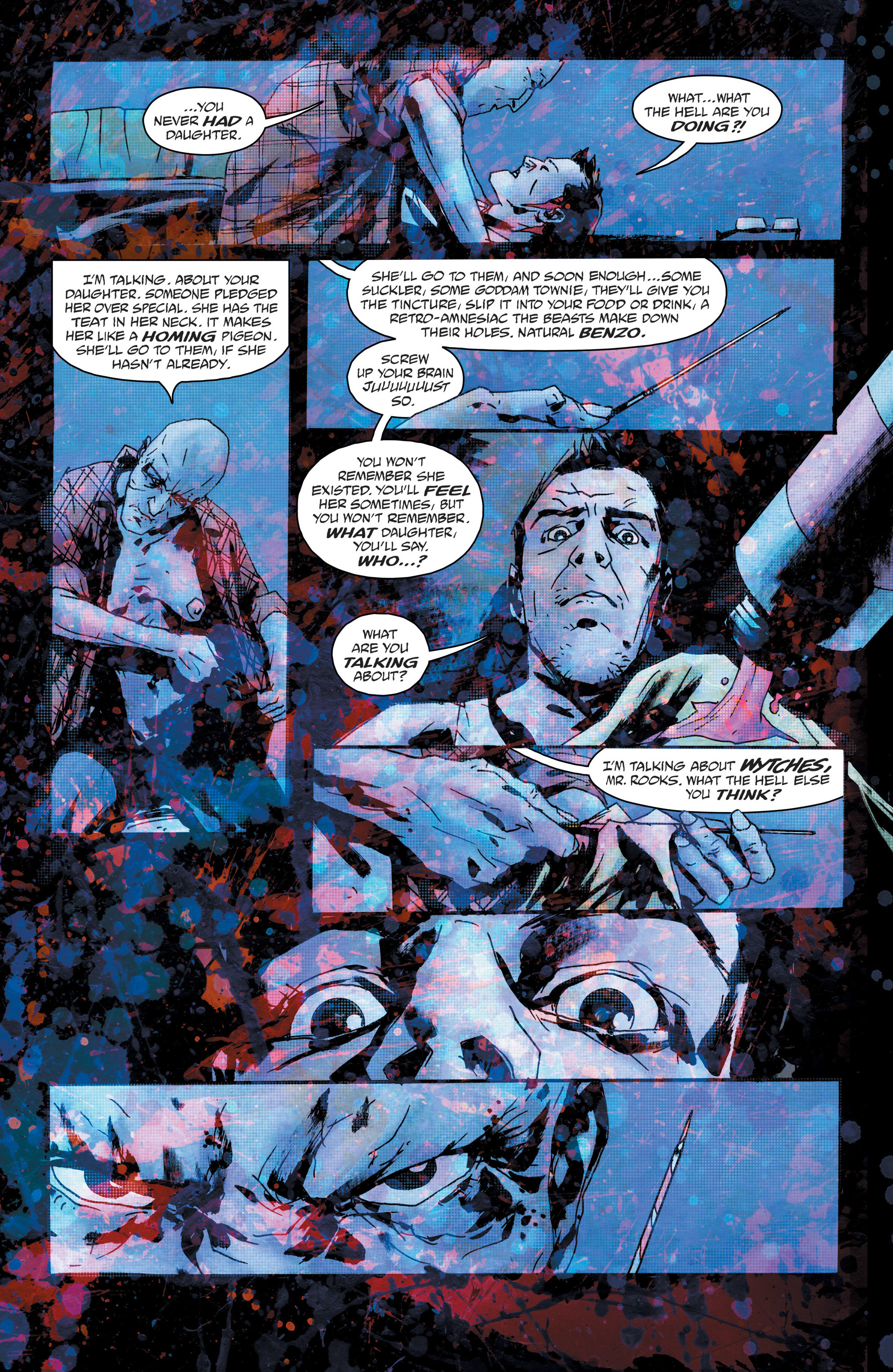 Read online Wytches comic -  Issue #3 - 10